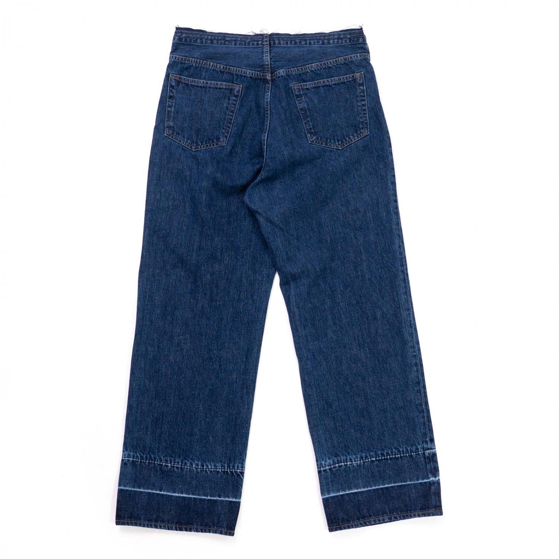 UNUSED * UW0961 12.5oz Easy Denim Pants * Indigo