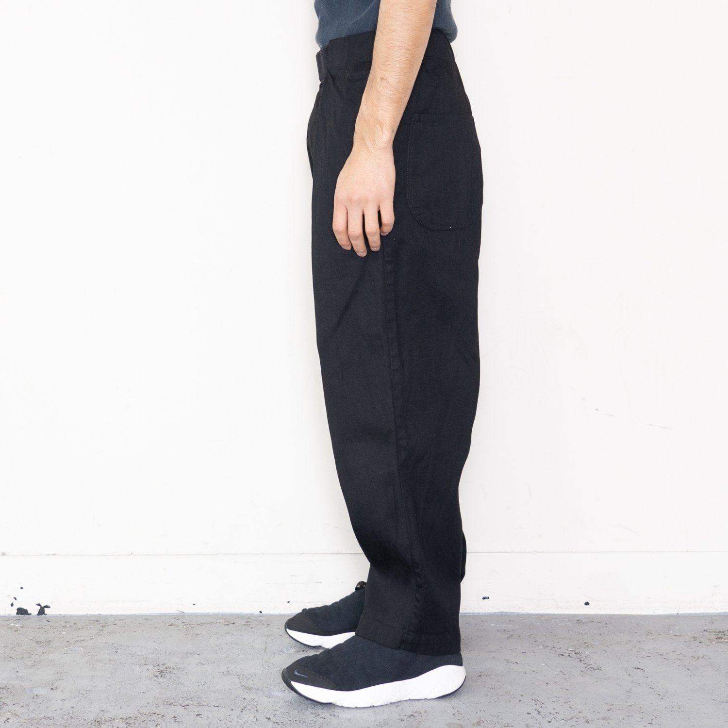 RELAXFIT * NORTH PADRE ISLAND DENIM * Black
