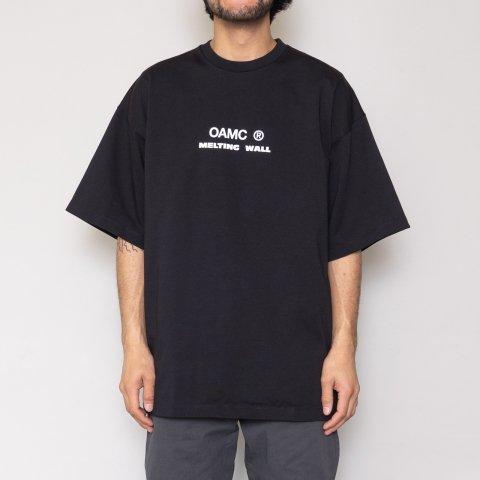 OAMC * FUNGI T-SHIRT * Black