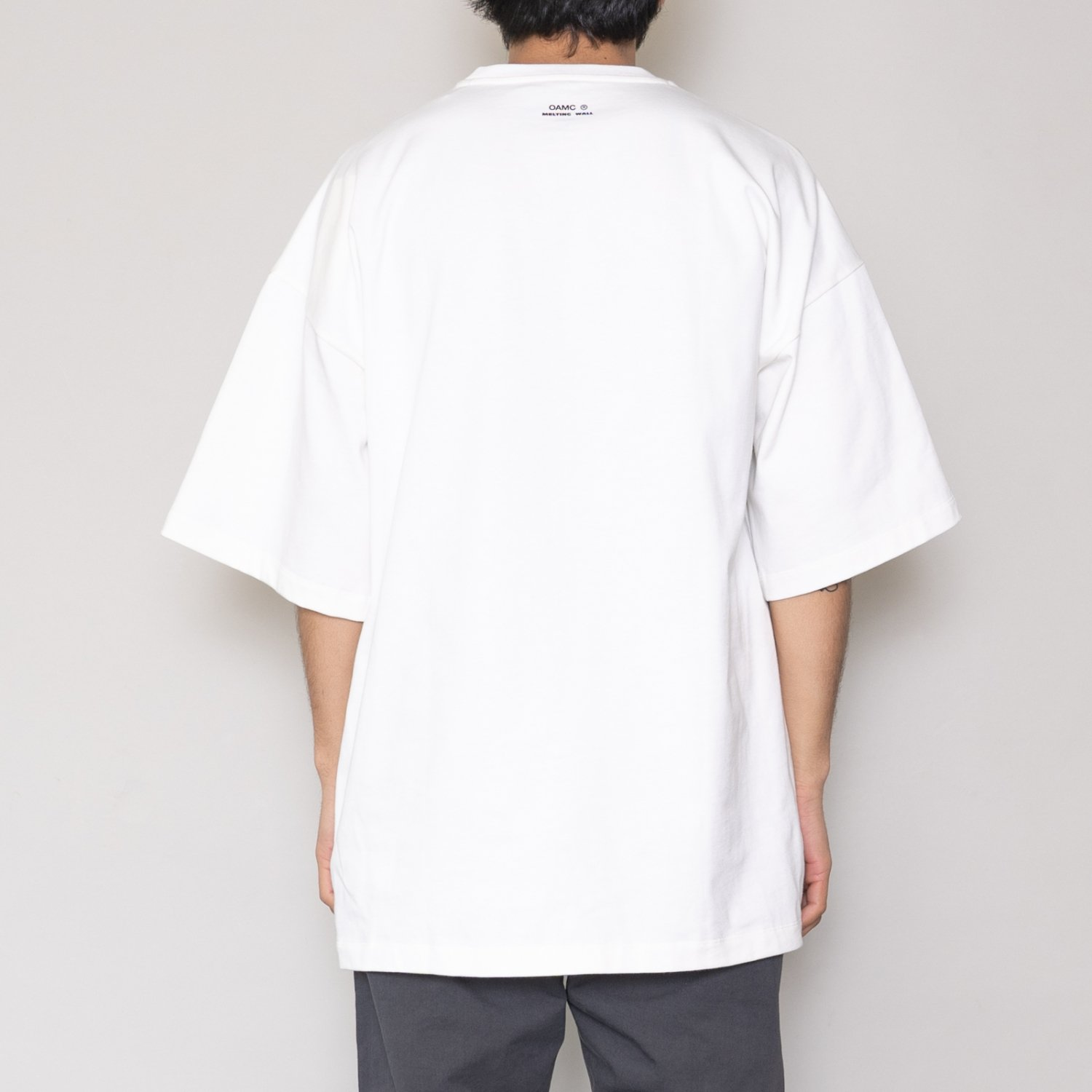 OAMC * TOADTOOLS T-SHIRT * Off White