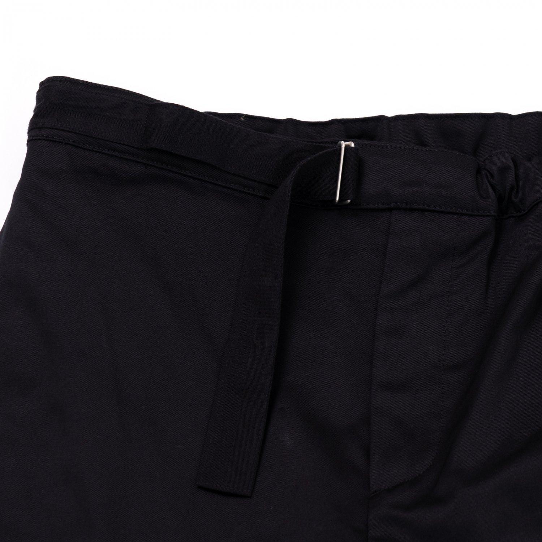 OAMC * REGS PANTS COTTON * Black
