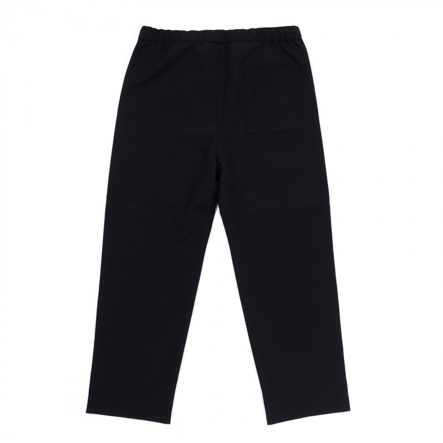 OAMC * DRAWCORD PANT WOOL * Black