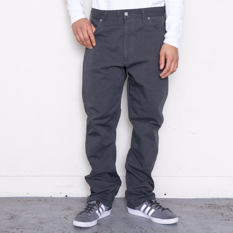 TUKI * 0143 Cowboy Pants * Steel Blue