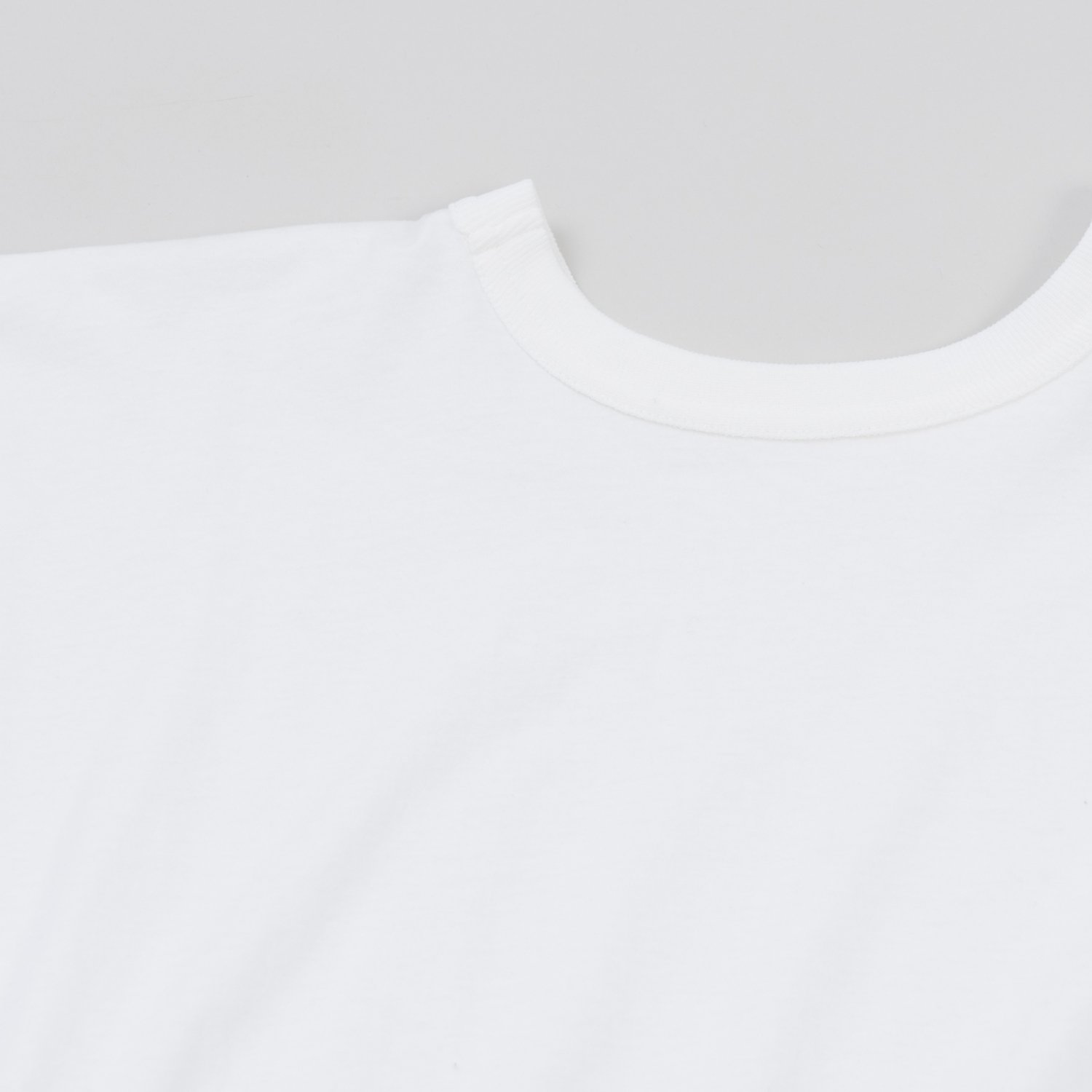 meanswhile * Both Sides Tee(4面Tシャツ) * White