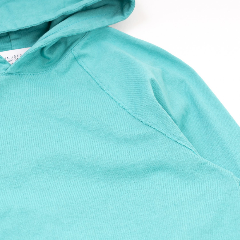 UNUSED * US1953 Hoodie Cut&Sewn * Turquoise
