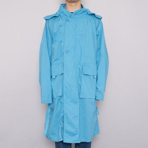 UNUSED * US1937 Cotton Military Coat * Blue