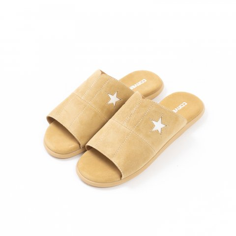 CONVERSE ADDICT * ONE STAR SANDAL SUEDE * Sand