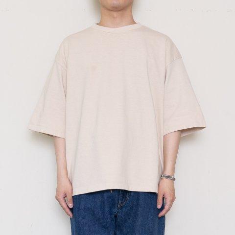 UNUSED * US2015 Short Sleeve T-Shirt * Beige