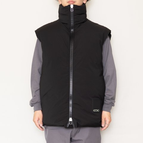 OAMC * INFLATE GILET POLYESTER * Black