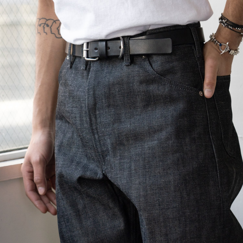 TUKI * 0139 Doggie Belt 30mm * Black