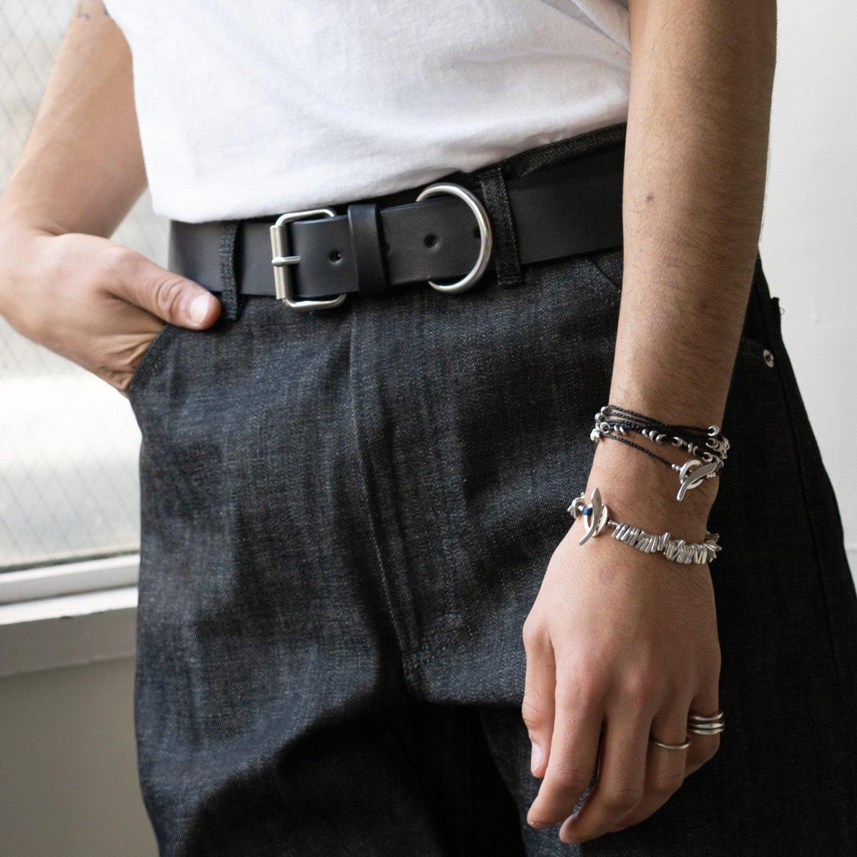 TUKI * 0139 Doggie Belt 40mm * Black