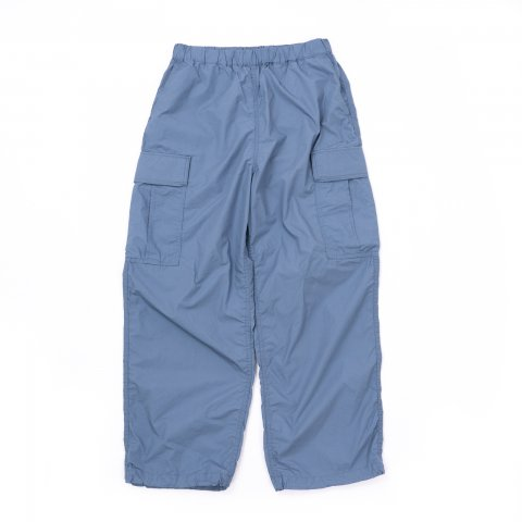 FreshService * UTILITY OVER CARGO PANTS * Steel Blue