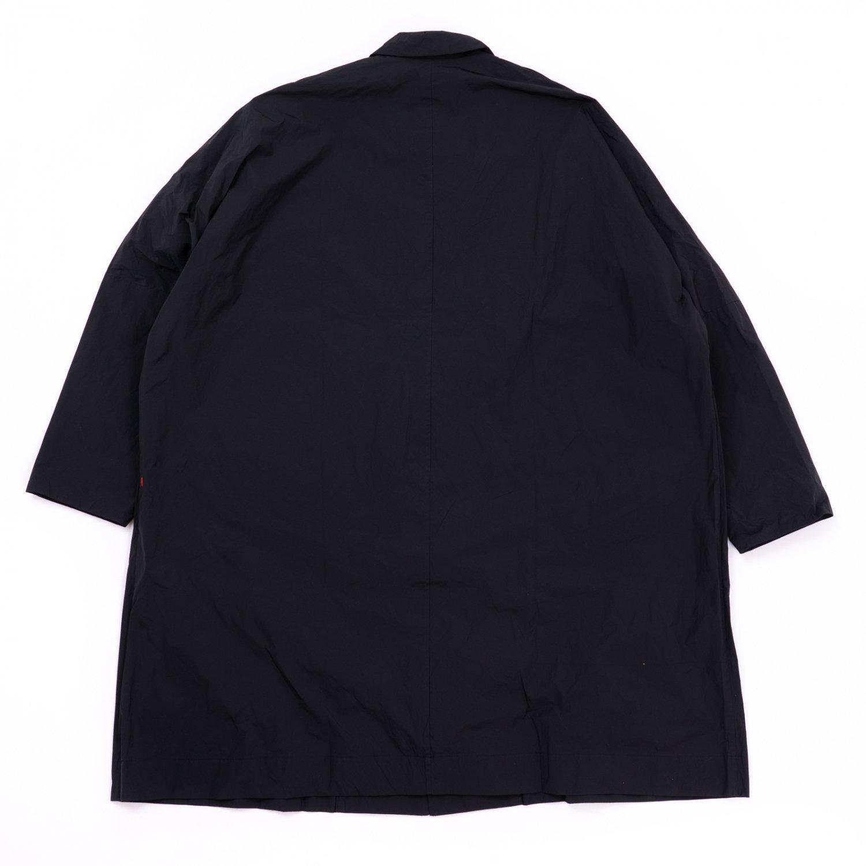 CASEY CASEY * 17HM115 2PC COAT SWING * Black