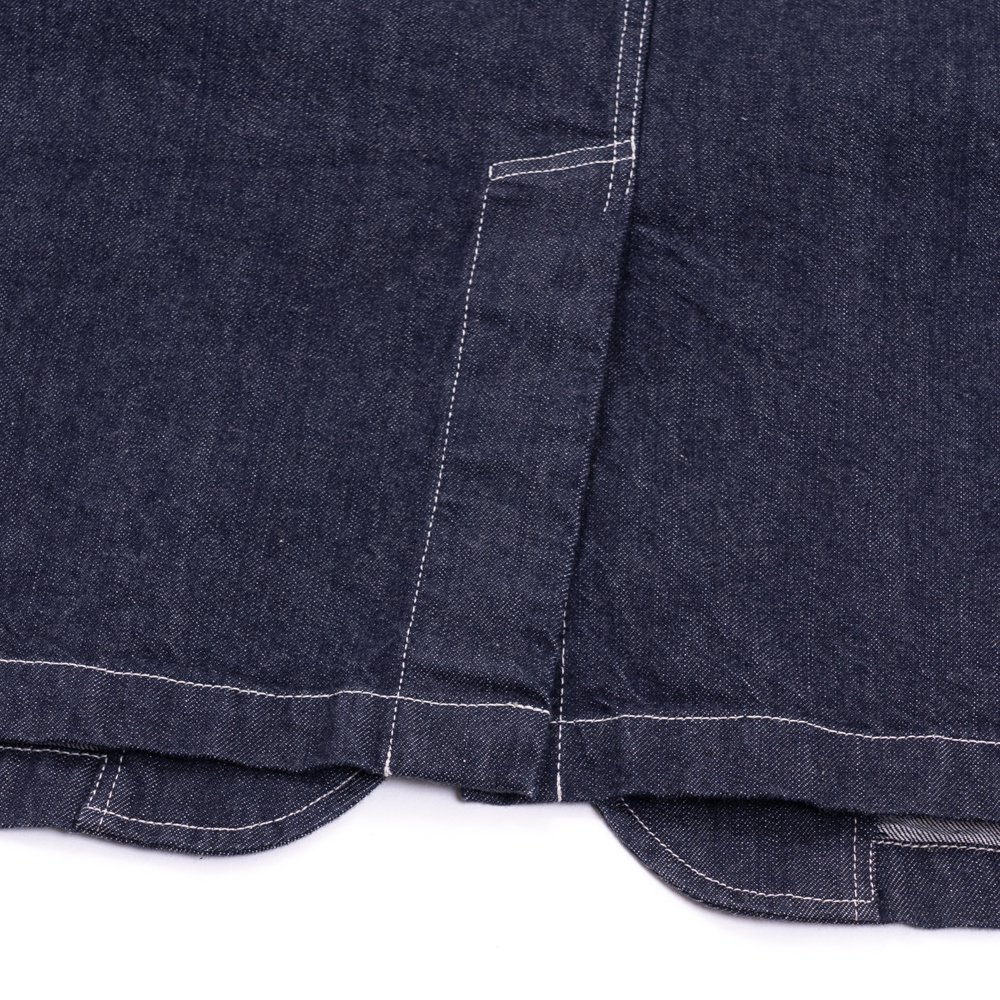 Graphpaper * CIOTA for Graphpaper Suvin Cotton Denim Jacket * Indigo