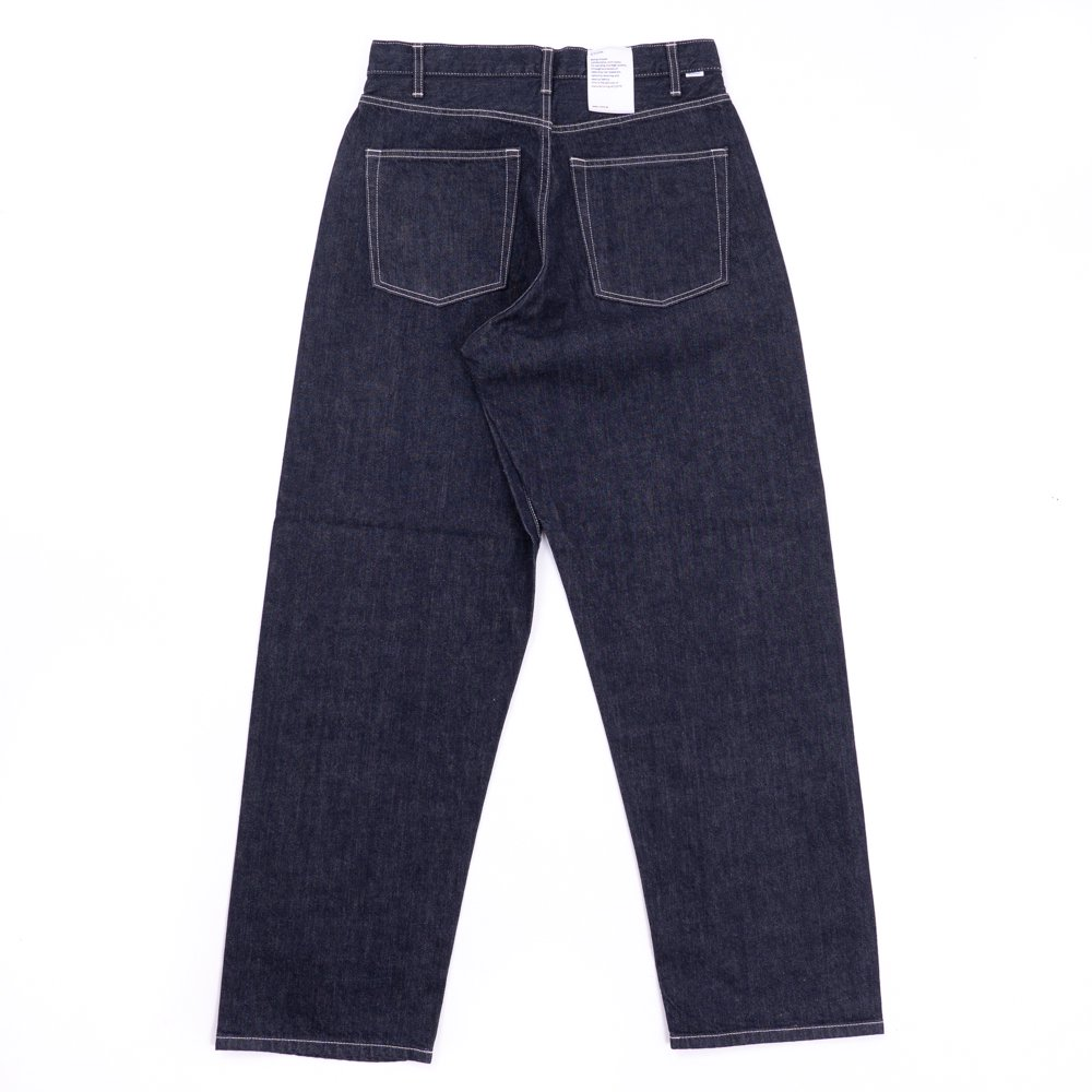 Graphpaper * CIOTA for Graphpaper Suvin Cotton Denim Pants * Indigo