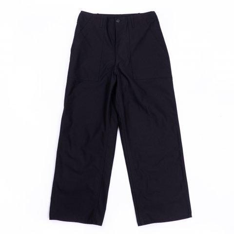 TUKI * 0152 Baker Pants * Black