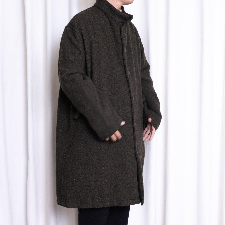 Bergfabel  * Oversize Coat * Moss