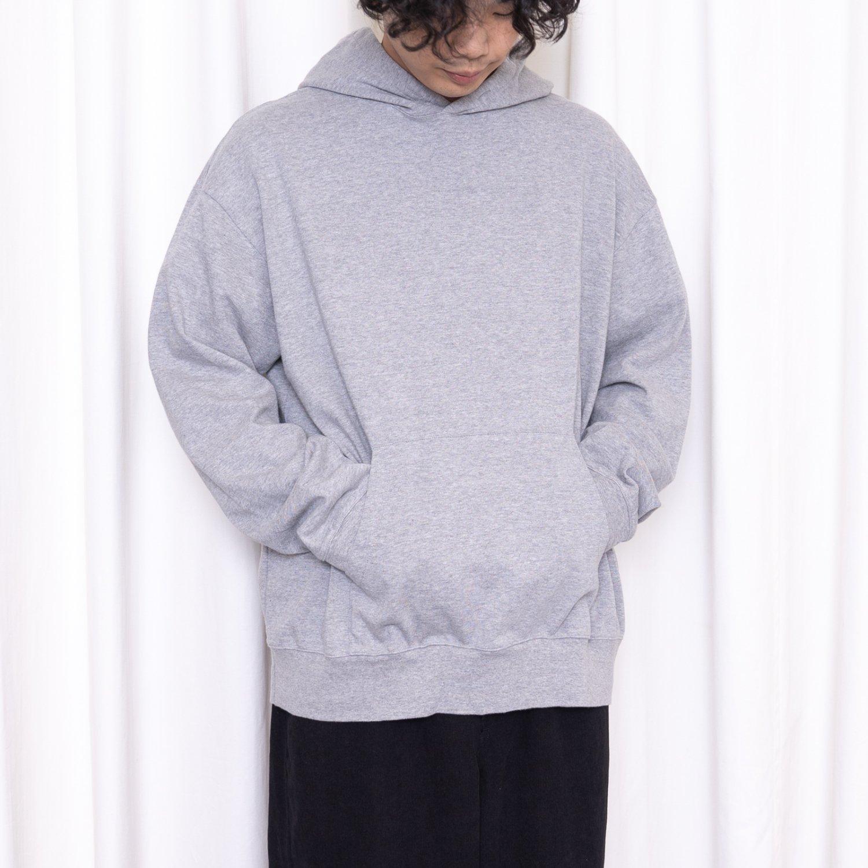 UNUSED * US2035 Cotton Hoodie * Gray