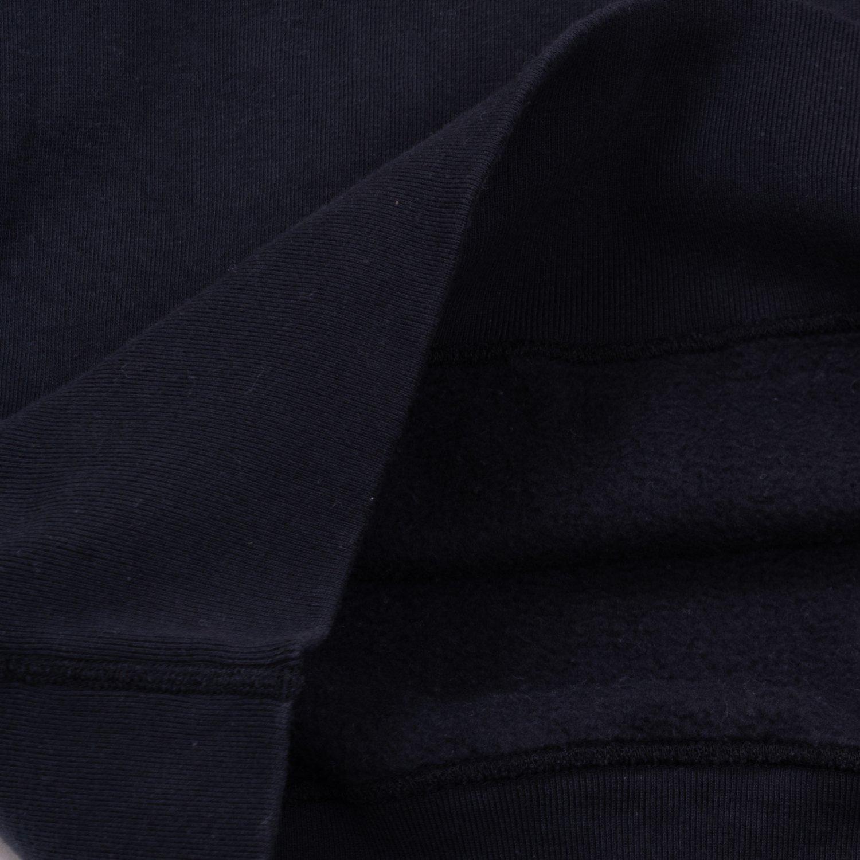 UNUSED * US2100 Two Tone Crew Neck Sweat * Black/Gray