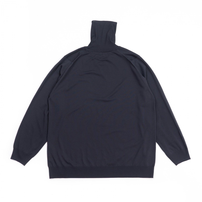TEATORA  * TT-NKT-002-18G-DELTAPEAK Cartridge Knit Turtle 18G HOVER LAYER * Charcoal