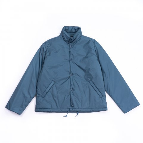 UNUSED * US2062 Nylon Ripstop Coach Jacket * Blue