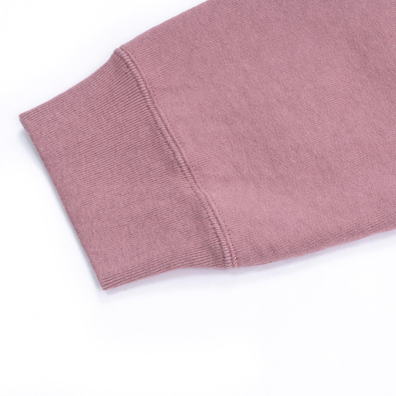 UNUSED * US2041 Cotton Sweat Hoodie * Rose