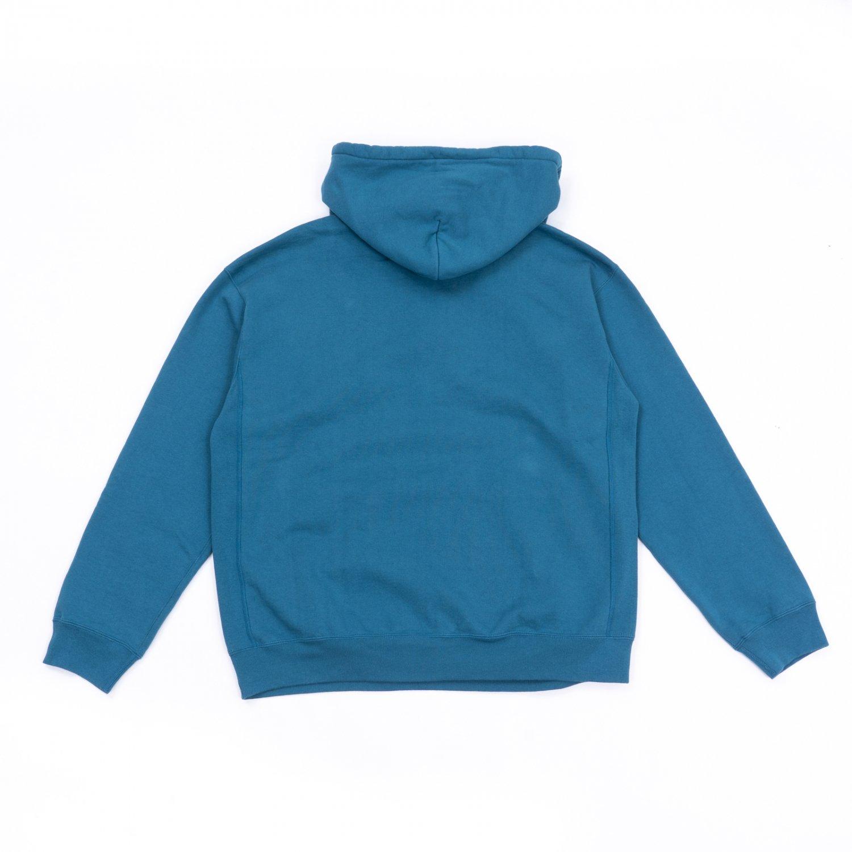 UNUSED * US2041 Cotton Sweat Hoodie * Greenblue