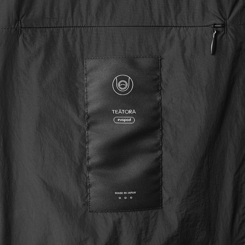 TEATORA  * TT-105-EVA Time Adapter EVAPOD * Black