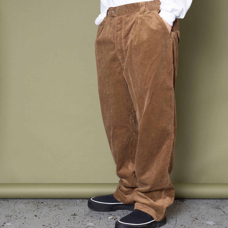 Willow Pants * P-008 Corduroy * Khaki