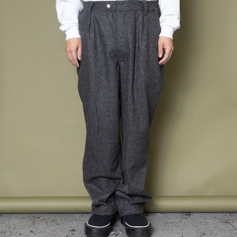Willow Pants * P-008 Nep Tweed * Gray