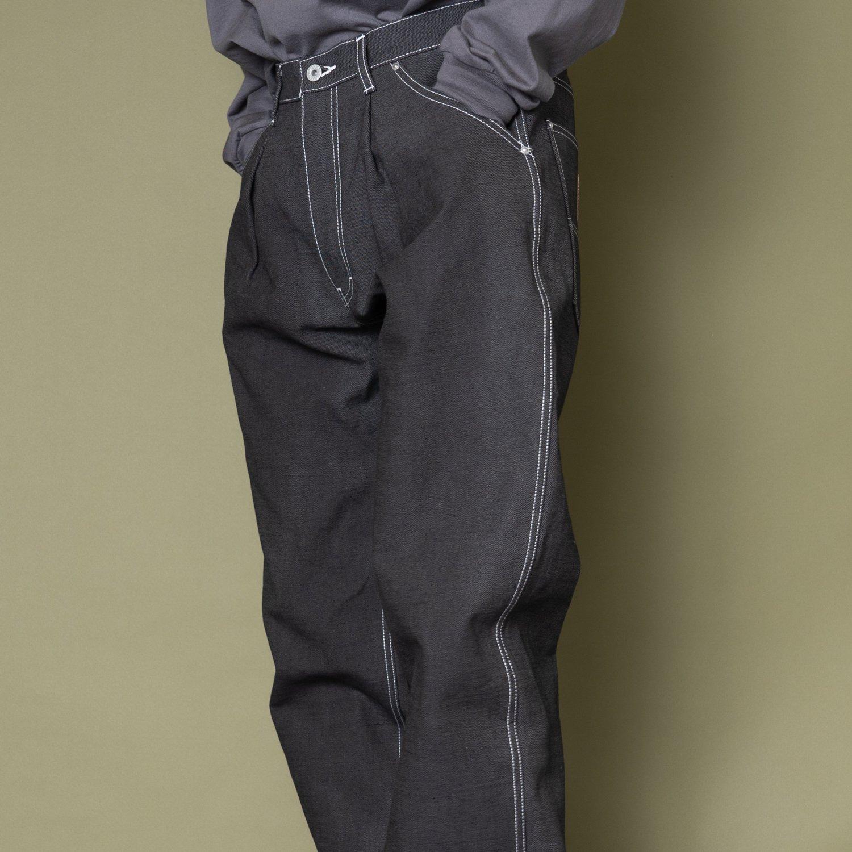Willow Pants * P-010 Denim * Charcoal