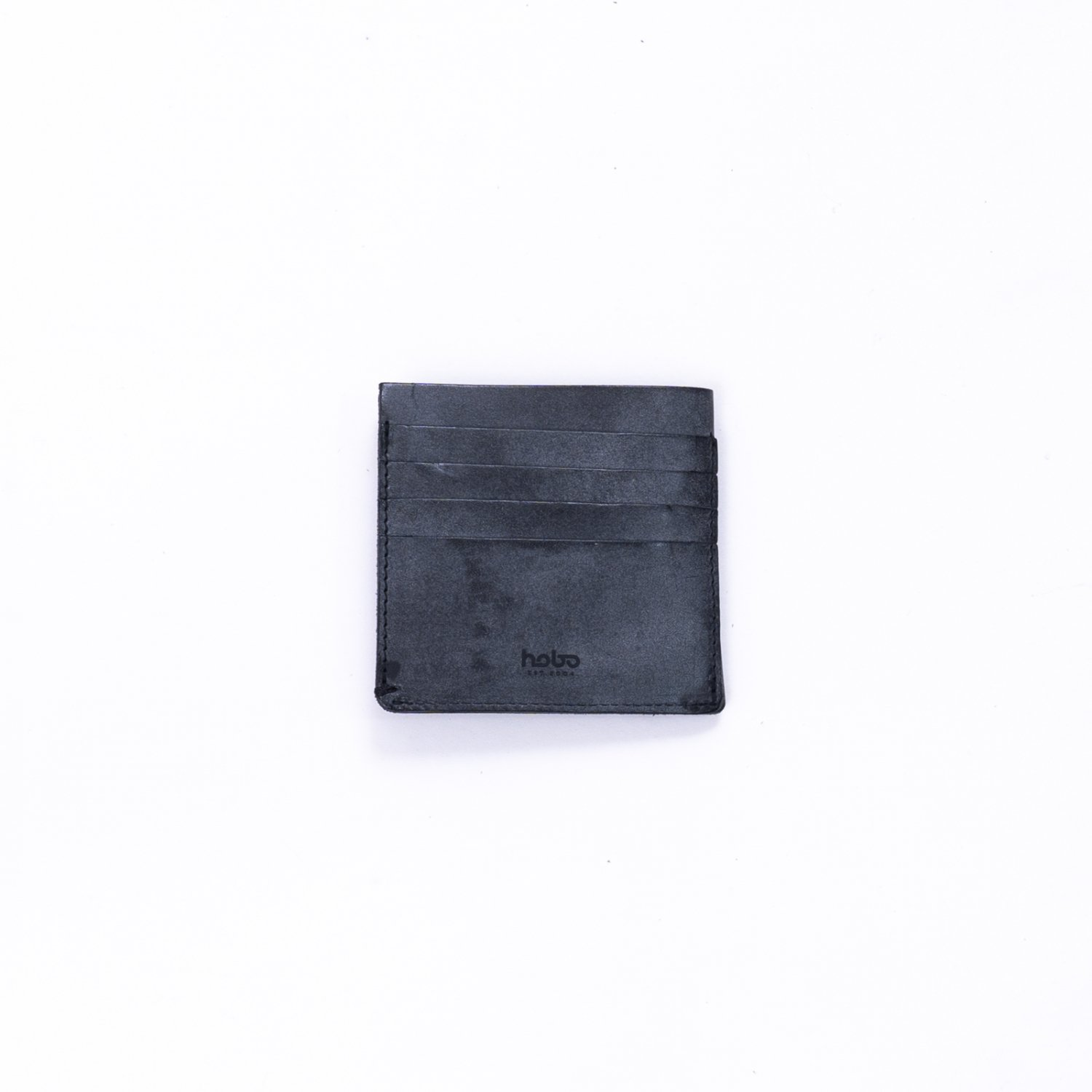 hobo * COMPACT WALLET OILED COW LEATER(2色展開)