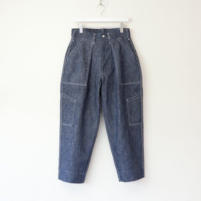 TUKI(SOLD OUT) * Combat Pants * Indigo