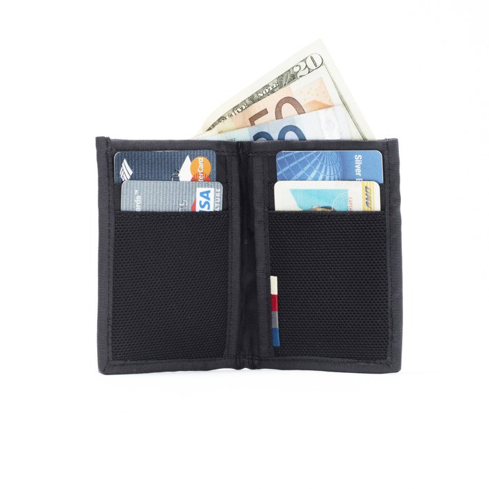 LEXDRAY  * Monte Carlo Wallet * Black