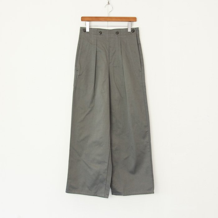 tuki sailor pants sage green public