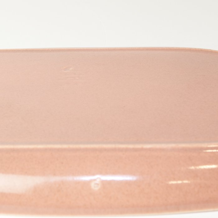 Vintage Russel Wright  * Rectangular Platter * Coral