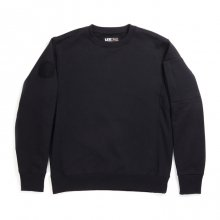 LEXDRAY  * Chamonix Crewneck * Black