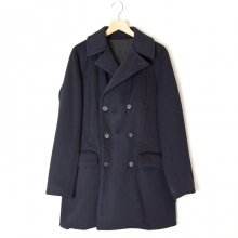 TEATORA * Document Coat Double Tech Tuxedo * Navy