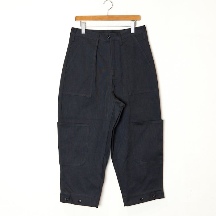 TUKI(SOLD OUT) * Cargo Pants * Black