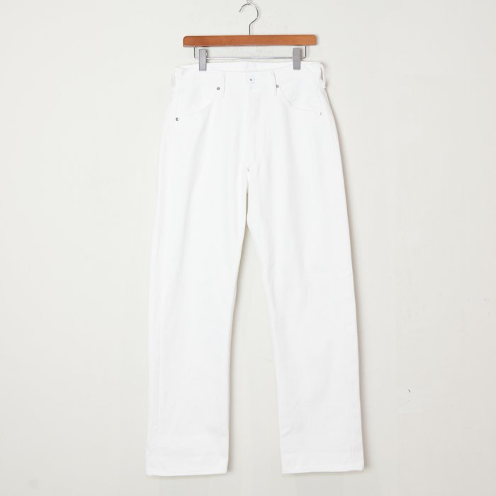 TUKI(SOLD OUT) * Super Duck Tail * White