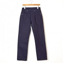 TUKI * Duck Tail Pants * Ink Blue
