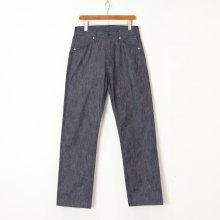 TUKI * Duck Tail Pants * indigo