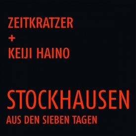 ZEITKRATZER + KEIJI HAINO / STOCKHAUSEN - Aus Den Sieben Tagen (LP)