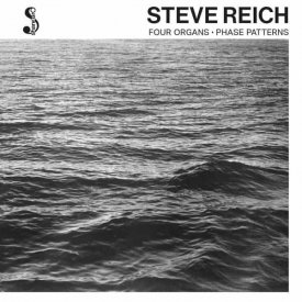 STEVE REICH / Four Organs / Phase Patterns (LP)