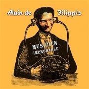 ALAIN DE FILIPPIS / Musicien improbable (LP)
