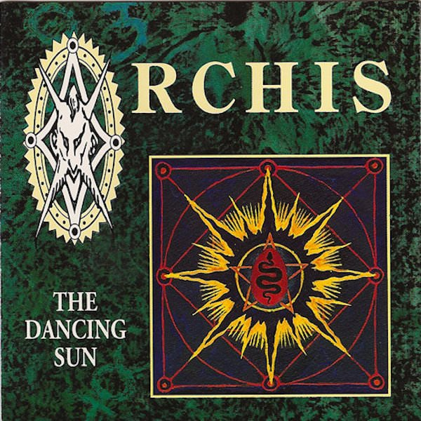 ORCHIS / The Dancing Sun (CD)