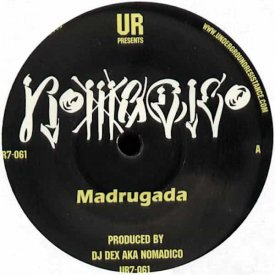 NOMADICO / DJ DEX / Madrugada / Blight (7 inch)