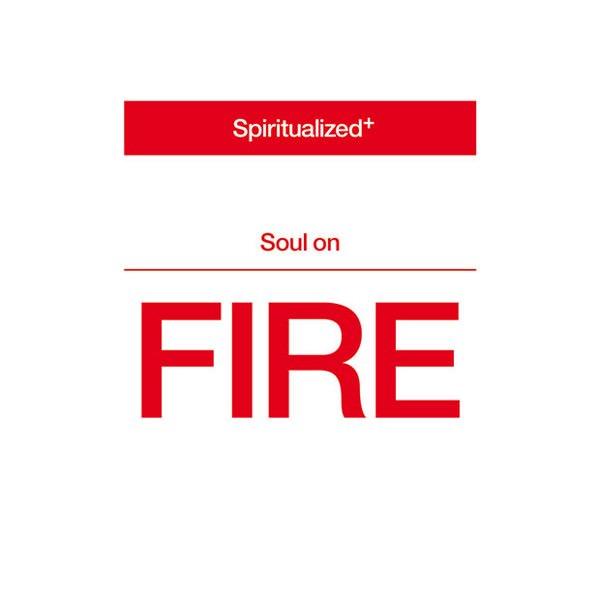 SPIRITUALIZED / Soul On Fire (CD)
