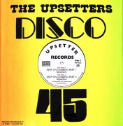 THE UPSETTERS / Keep On Dubbing Part 1 & 2 / Highway Riding Dub / Dub Thief Part 2 (10 inch)