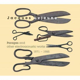 JACQUES LEJEUNE / Parages And Other Electroacoustic Works 1971-1985 (3CD)